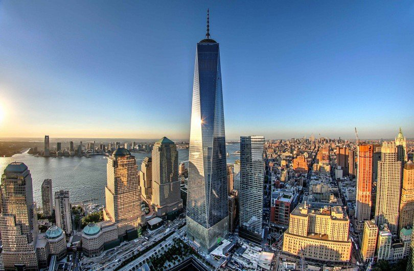 One World Trade Center (New York, USA)