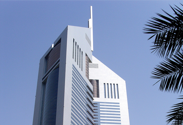 Emirates Tower One (Dubai, UAE)