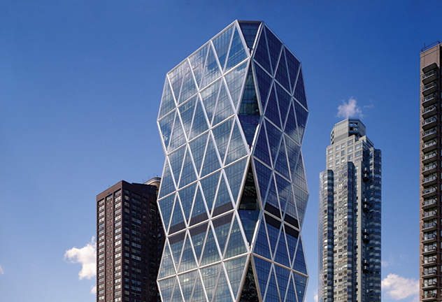 Hearst Tower (New York, USA)