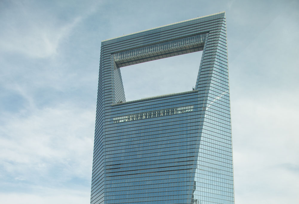 Shanghai World Financial Center (Shanghai, China)