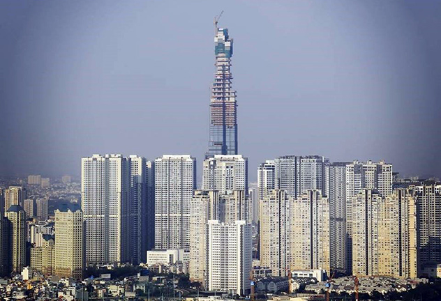 Landmark 81, Ho Chi Minh City, Vietnam